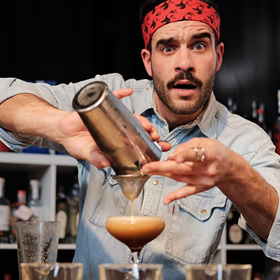 BOOM ! COFFEE MIXOLOGISTS™​